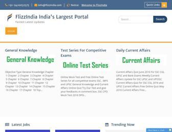 flizzindia.com screenshot