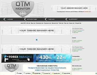 Thumbshot of Dtm-monitor.com