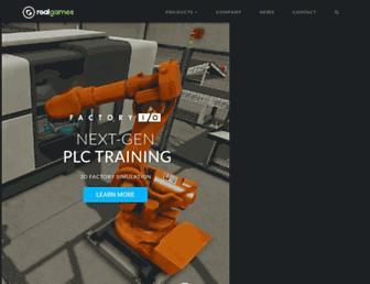 realgames.pt screenshot