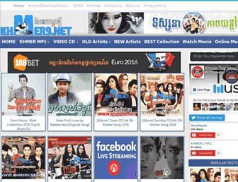 khmer9.net screenshot
