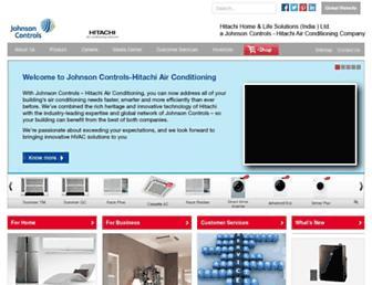 Thumbshot of Hitachi-hli.com