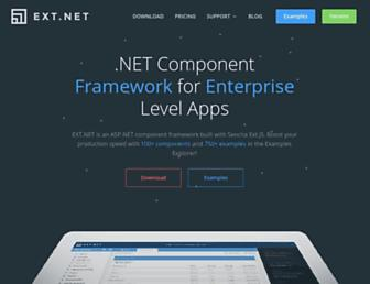 Thumbshot of Ext.net
