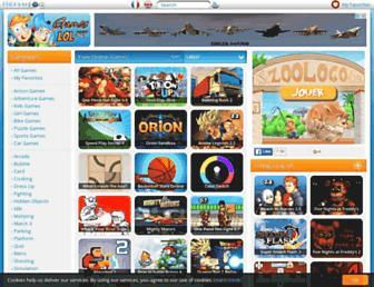 en.gameslol.net screenshot