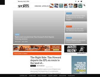 milehighsports.com screenshot