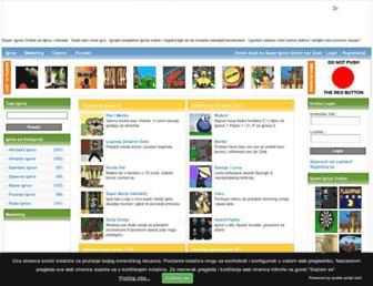 super-igrice-online.com screenshot