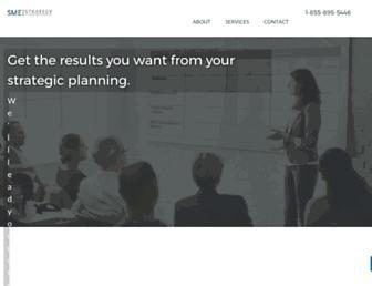smestrategy.net screenshot
