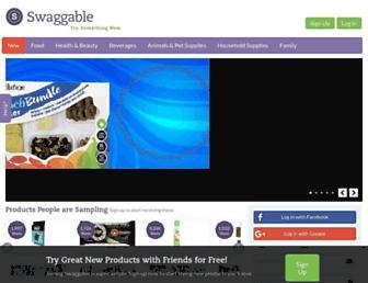 Thumbshot of Swaggable.com