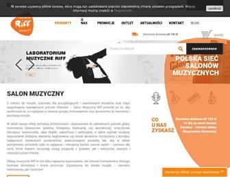 Thumbshot of Riff.net.pl