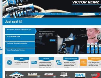 victorreinz.com screenshot