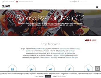 rtrsports.com screenshot