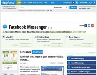 facebook-messenger-chrome.en.softonic.com screenshot