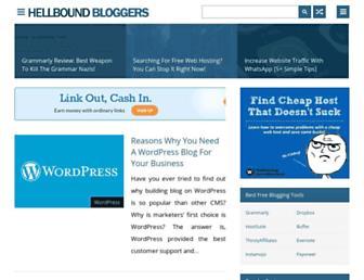 Thumbshot of Hellboundbloggers.com