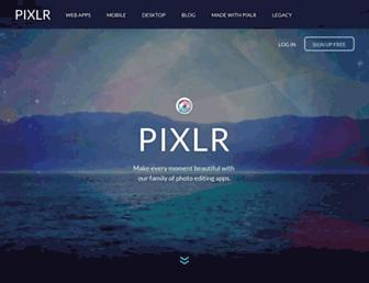 Thumbshot of Pixlr.com