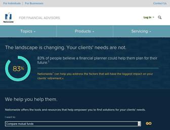 nationwidefinancial.com screenshot