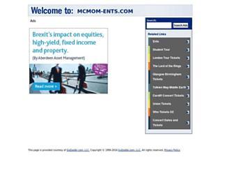 Thumbshot of Mcmom-ents.com