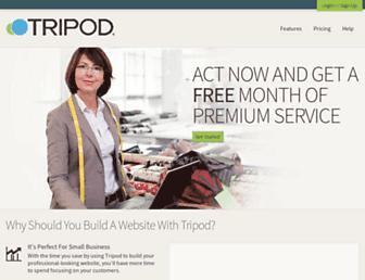 members.tripod.com screenshot