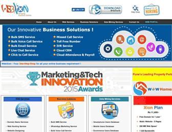 webxion.com screenshot