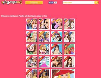egirlgames.net screenshot