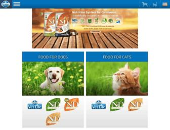 farmina.com screenshot