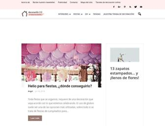 decoracion2.com screenshot