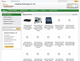 dvb-s7.sell.everychina.com screenshot