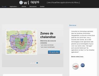 owlapps.net screenshot
