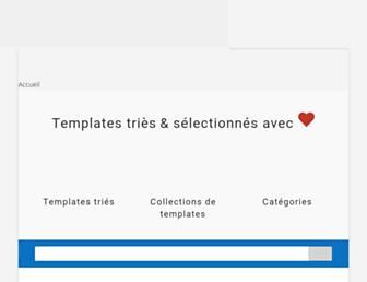 template.pro screenshot