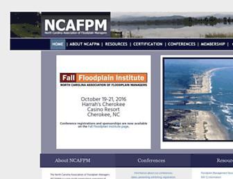 ncafpm.org screenshot