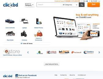 Thumbshot of Clickbd.com