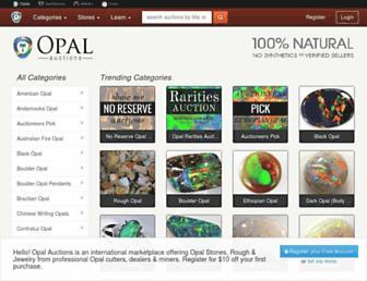 Thumbshot of Opalauctions.com