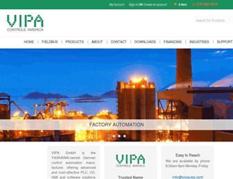 vipausa.com screenshot