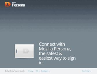 Thumbshot of Persona.org