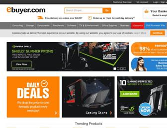 Thumbshot of Ebuyer.com