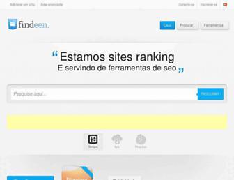 pt.findeen.com screenshot