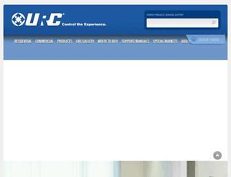 Thumbshot of Universalremote.com