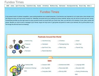 fundootimes.com screenshot