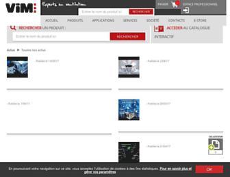 vim.fr screenshot