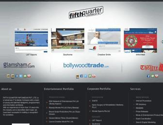 Thumbshot of 5thquarter.net