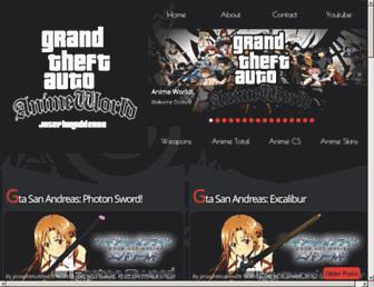 gtasa-animeworld.blogspot.com screenshot