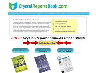 Thumbshot of Crystalreportsbook.com