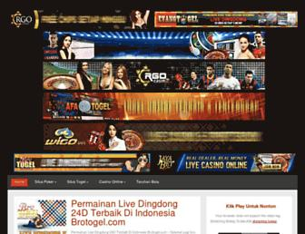 indo-togel.net screenshot