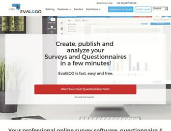 Thumbshot of Evalandgo.com