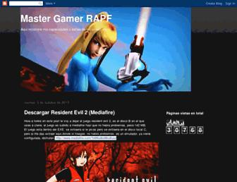 rapfgamer.blogspot.com screenshot