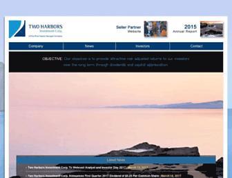 twoharborsinvestment.com screenshot