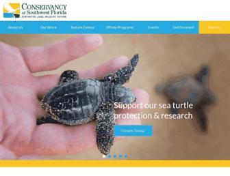 conservancy.org screenshot