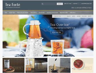 Thumbshot of Teaforte.com