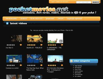 pocketmovies.net screenshot