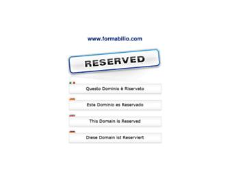Thumbshot of Formabilio.com