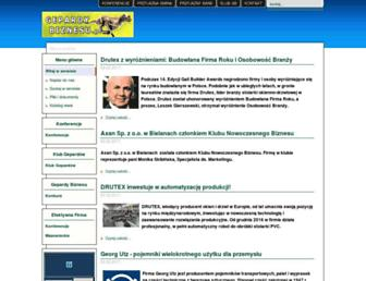 gepardybiznesu.pl screenshot