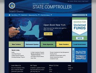 osc.state.ny.us screenshot